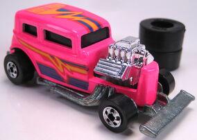 Scorch Torch Super Cal Custom wheels off