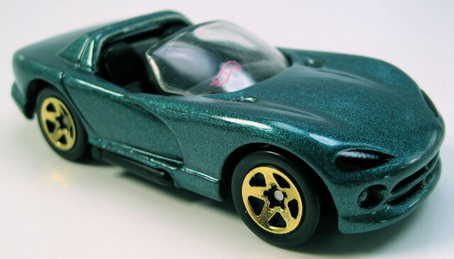 File:Dodge Viper rt10 teal gold 5sp.JPG