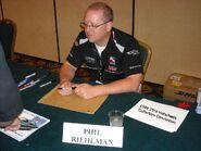 Phil Riehlman Autograph