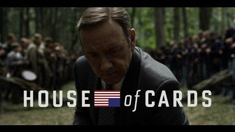 House of Cards - Season 2 - Teaser Trailer - Netflix - HD