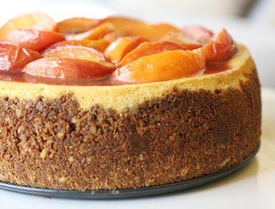 Peachcheesecake