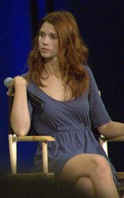 Julie McNiven 2009
