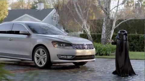 The Force Volkswagen Commercial