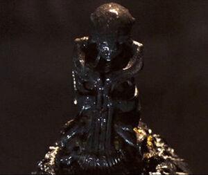 Baphomet Idol