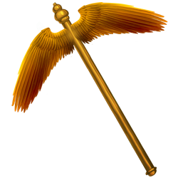 Hermes' Winged Staff
