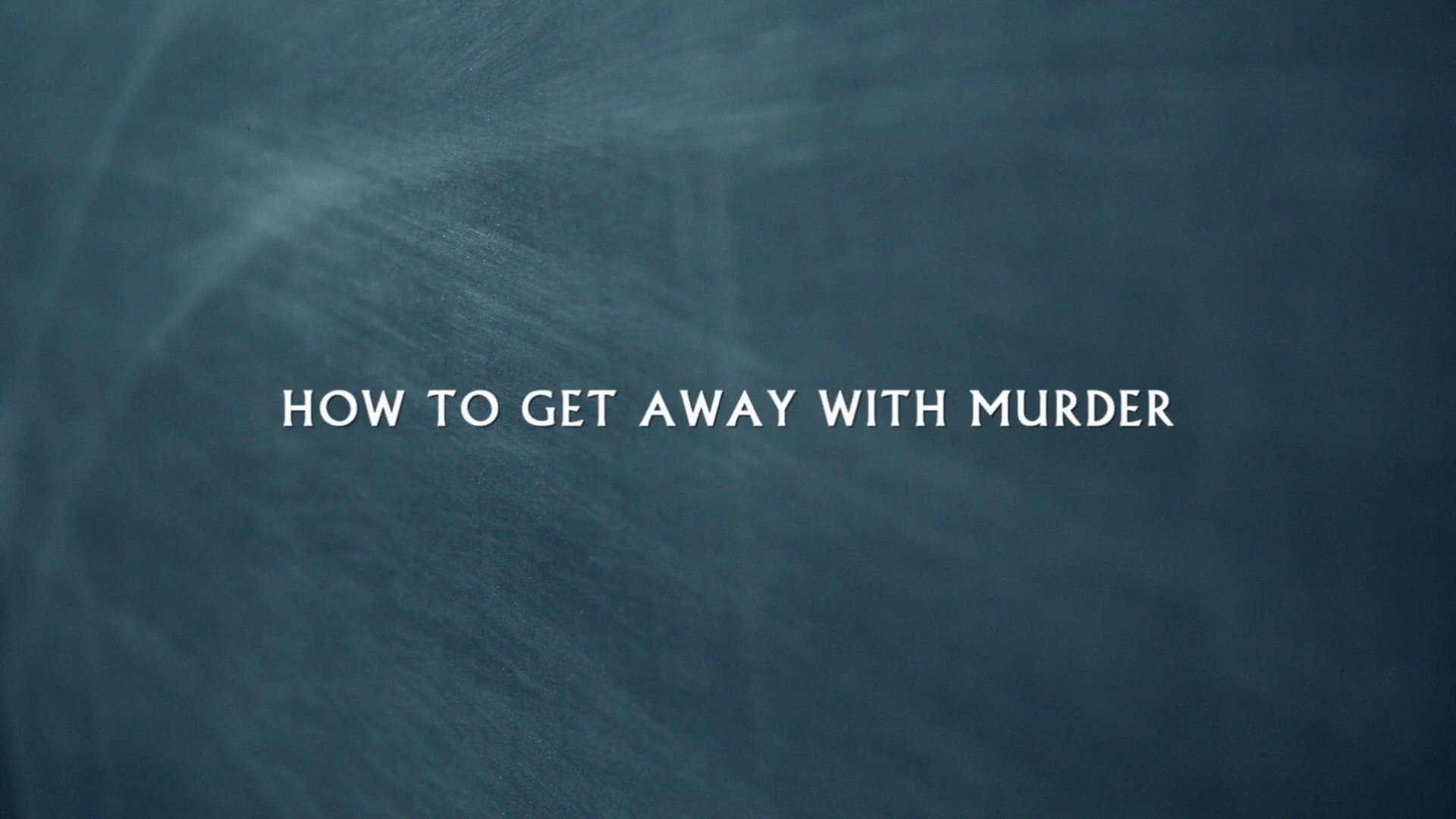 How to Get Away with Murder | How to Get Away with Murder ...