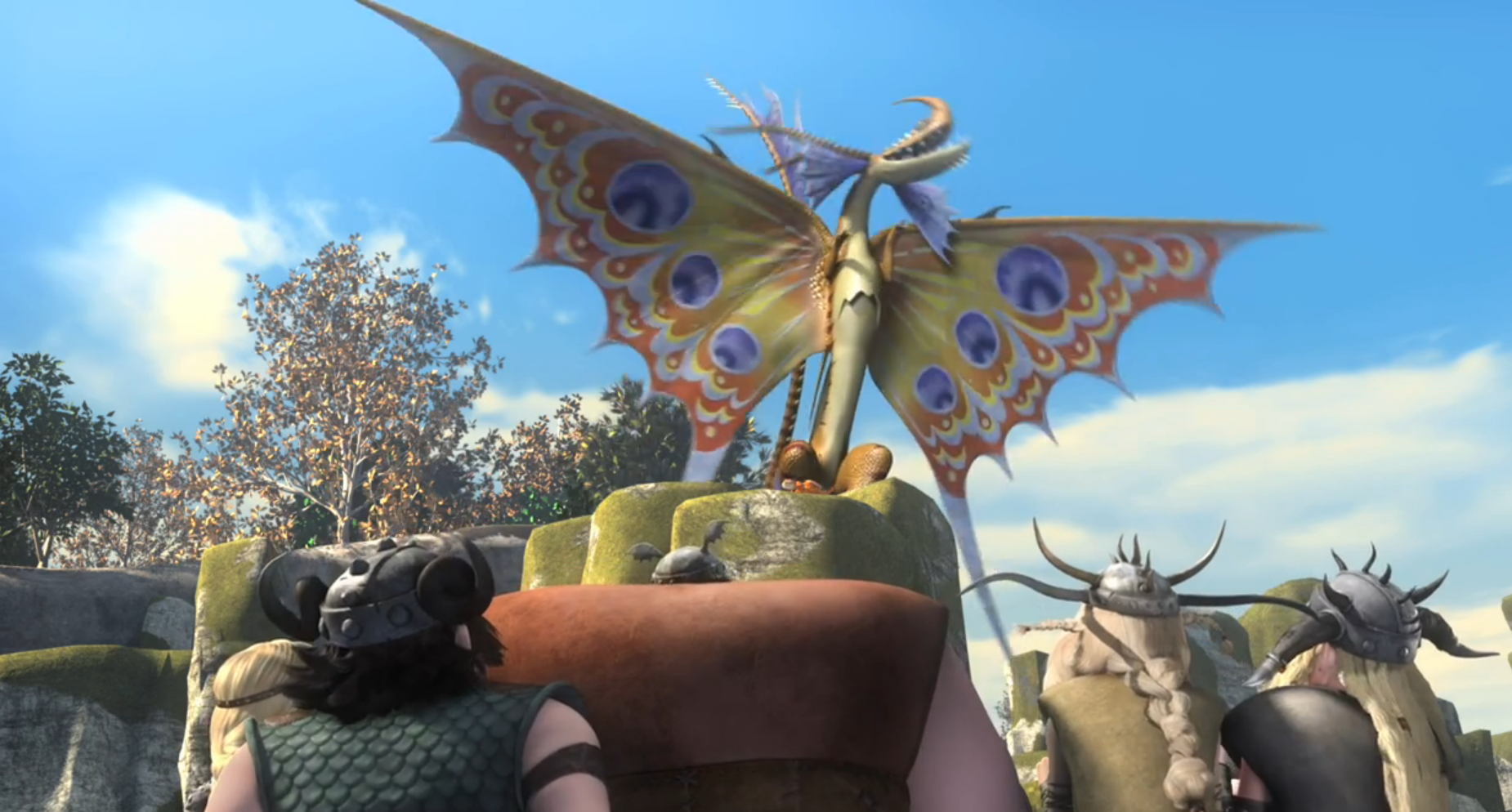 Image - Deathsong RTTE.png | How to Train Your Dragon Wiki ...