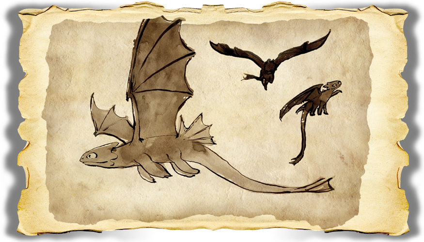 Image dragons bod nightfury gallery image how to train your dragon wiki fandom - Dragon fury nocturne ...
