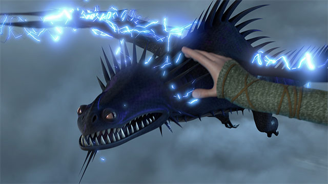HTTYD Dragons based on real Animals | School of Dragons