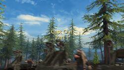 Cast Out Part I title card