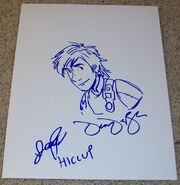 Dean Dublois - How To Train Your Dragon 2 - Hiccup