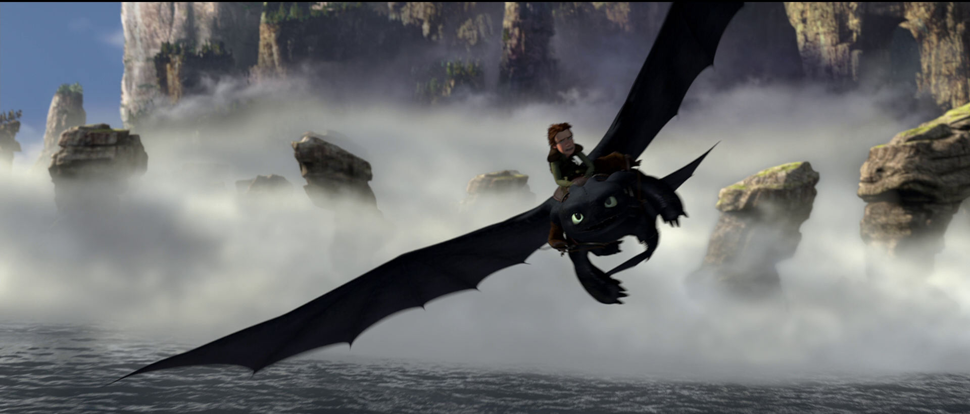 The gallery for --> Toothless Dragon Flying