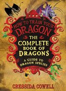 The Complete Book of Dragons Cover