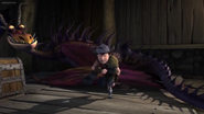 how to train your dragon 2 hiccup leg