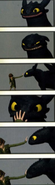 Hiccup Toothless Storyboard CGI