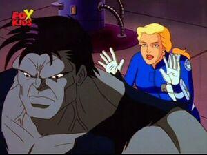 Grey Hulk Betty Ross Agent of Shield