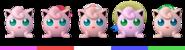 Jigglypuff Palette (SSBB)
