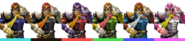 Captain Falcon Palette (SSBB)