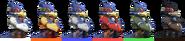 Falco Palette (SSBB)