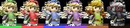 Toon Link Palette (SSBB)