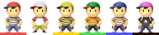 File:Ness Palette (SSBB).png