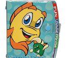 Freddi Fish Notebook