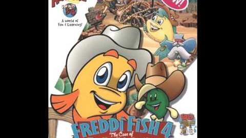 Freddi Fish 4 Music Plant Songs
