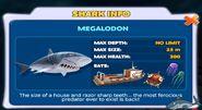 Megalodon Prey