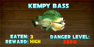 comment trouver le kempy bass