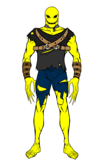 Smiley heromachine reference art