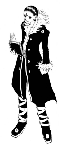 Chap 106 - Chrollo full body appearance
