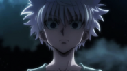 118 Killua's lethal look