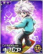 Killua card 2