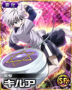 Killua card 15
