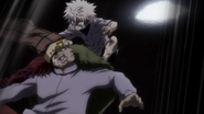 100 - Killua kills the sniper