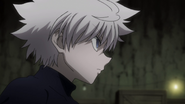82 - Killua in assassin mode