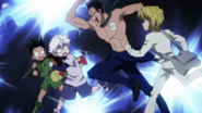 Shocked about leorio's age