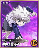 Killua card 52