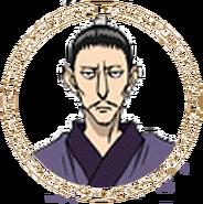 MBTI enneagram type of Nobunaga Hazama