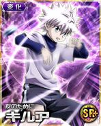 Killua card 16