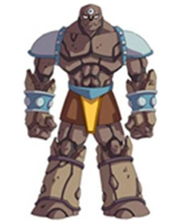 Huntik Titans Sentry_Triclops