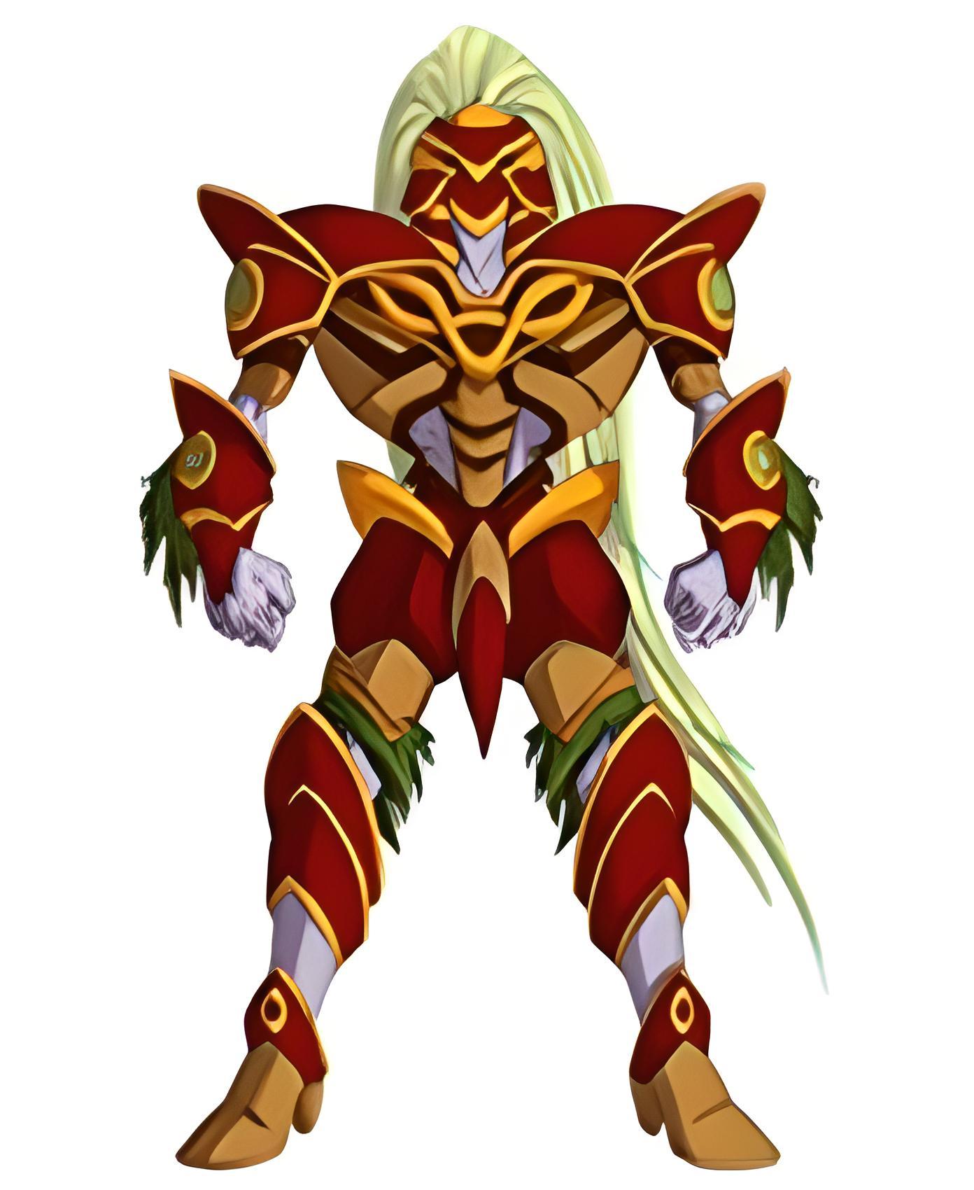 Huntik Titans Templar