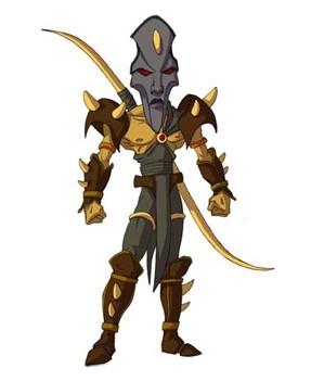 Huntik Titans Milcom