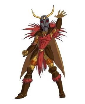 Huntik Titans Ashtoreth