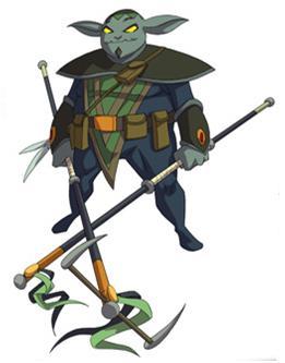 Huntik Titans Goblin_Brownie