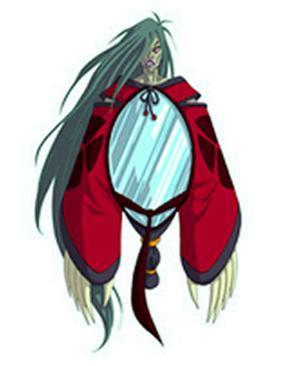 Huntik Titans Kagami