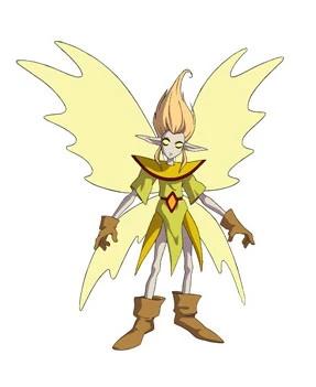 Huntik Titans Solar