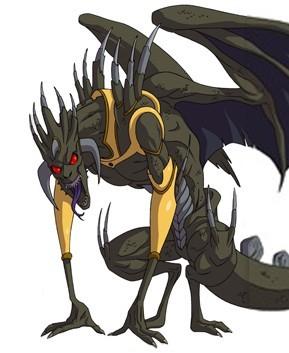 Huntik Titans King_Basilisk_profile