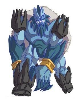 Huntik Titans Ymir