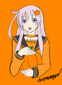 Nepgear halloween 2012 by somegu-d5j6j36